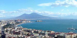 Il rientro in città: Napoli