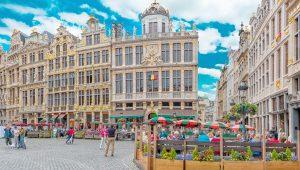 Fare la mamma a Bruxelles