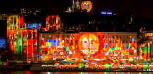 Le luci di Lione, la città nata sotto il segno della Vergine