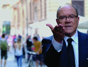 """Carlo Verdone in """"Benedetta follia"""""""