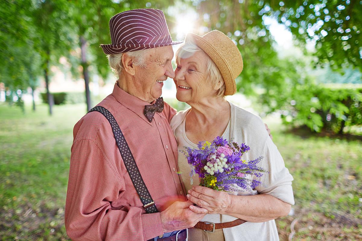 Quando l'amore non ha età!