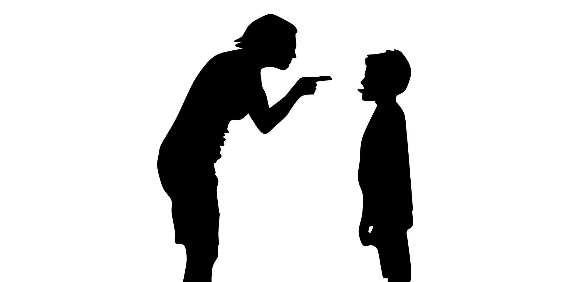 Dire di NO, aiuta i figli a crescere