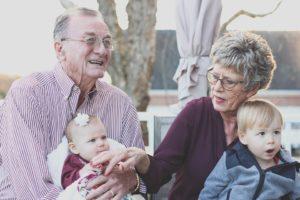 I nonni, un bene prezioso finalmente riconosciuto!