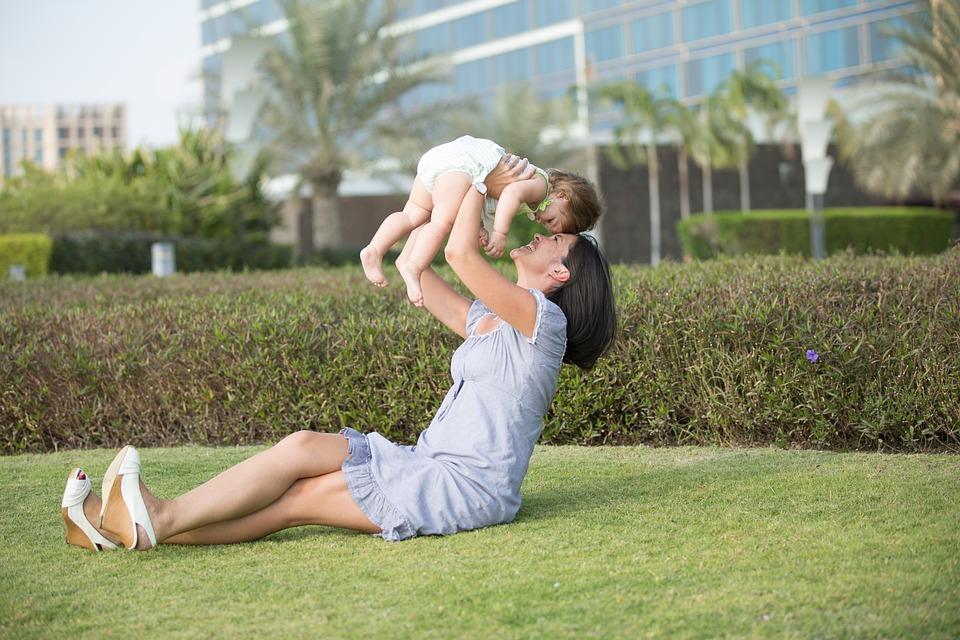 Quanto è dura e meravigliosa la vita da mamma