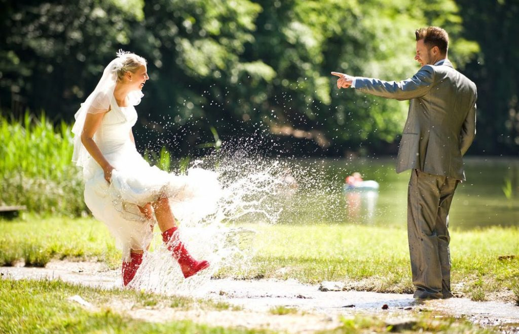 Matrimoni shock