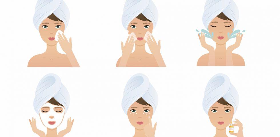 #Iorestoacasa S.O.S beauty routine